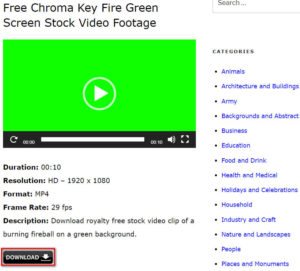 Top 5 Websites to Download Quality Royalty-Free Green Screen