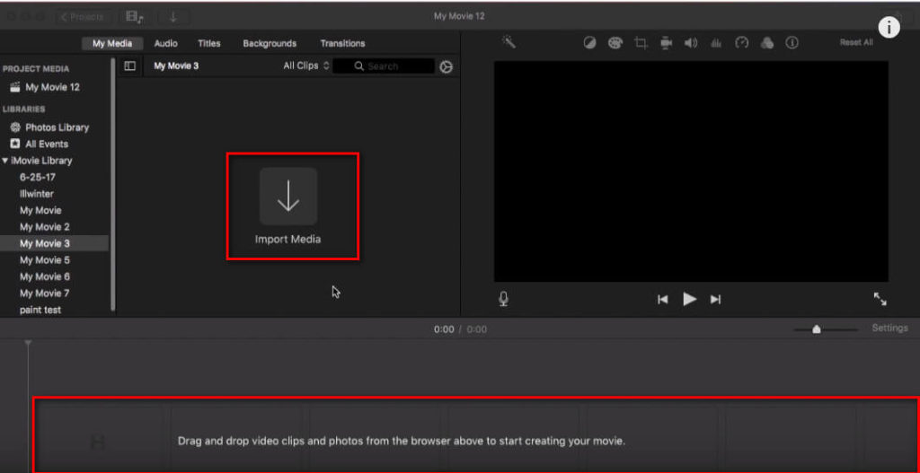 How to Use Green Screen in iMovie (2019) | Make a Video Hub