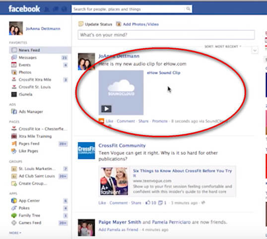 How to Upload Audio to Facebook (Step-by-step Guide) – Make a Video Hub