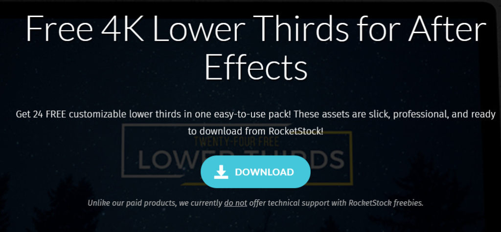 Top 5 Sites to Download Free Lower Third Templates – Make a Video Hub