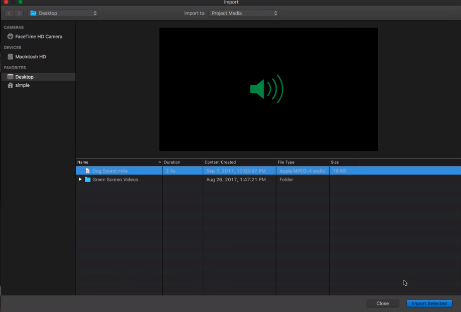 How to Edit Audio in iMovie: The Complete Guide - Make a ...
