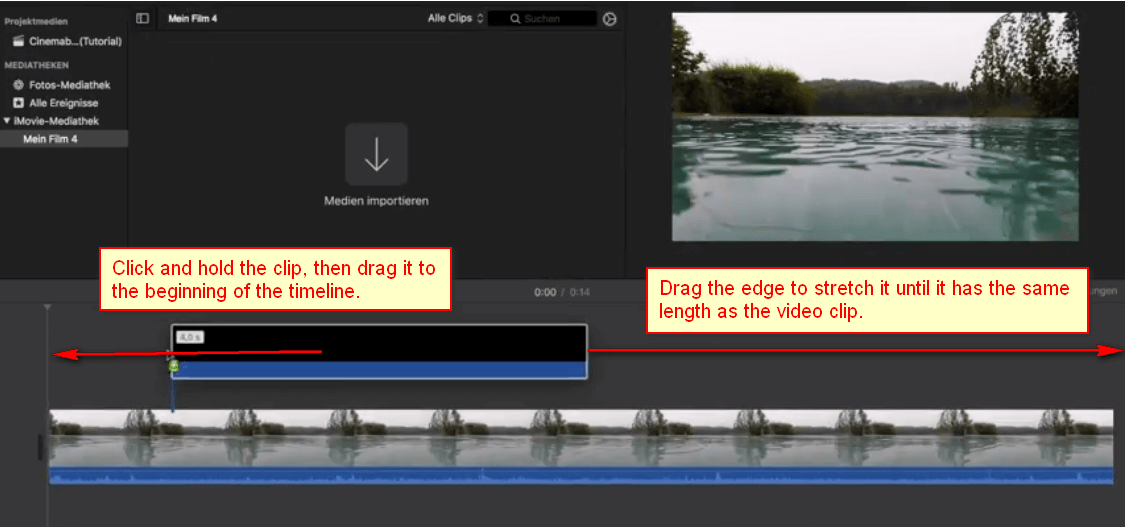 How to Add Cinematic Black Bars in iMovie (Updated for 2019